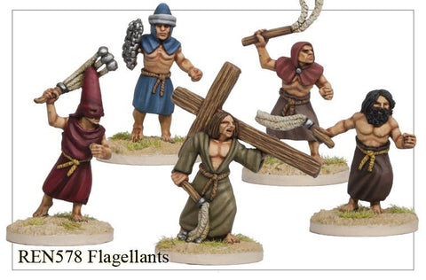 Flagellants (REN578)