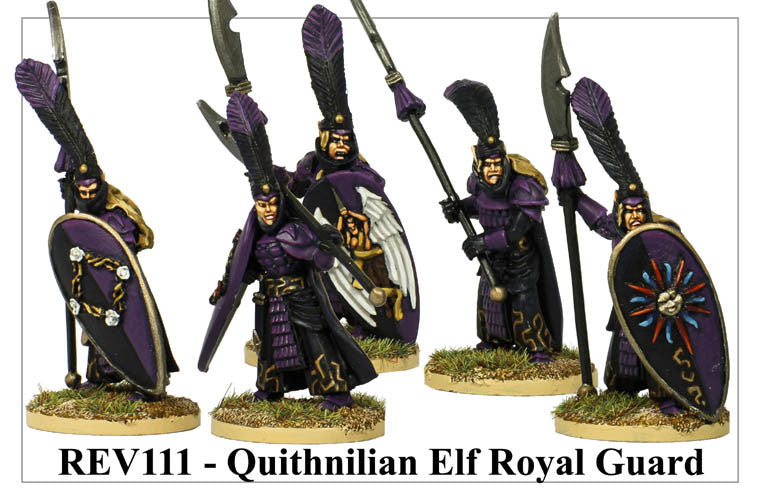 REV111 - Elf Royal Gaurd