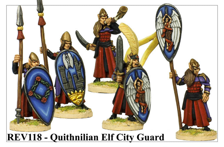 REV118 - Elf City Guard