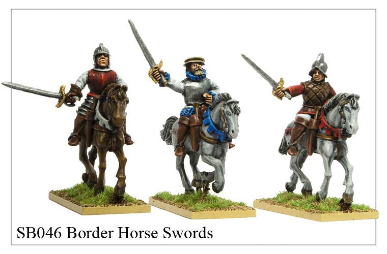 Border Horse Swords (SB046)