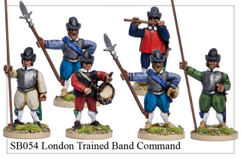 London Trained Band Command (SB054)