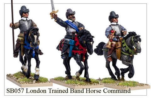 London Trained Band Horse Command (SB057)