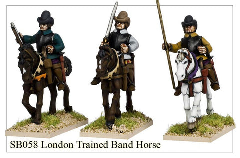 London Trained Band Horse (SB058)