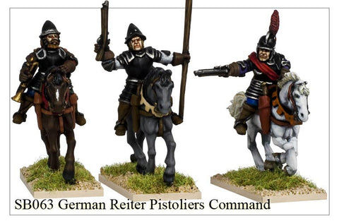 German Reiter Pistoliers Command (SB063)