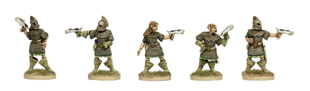 SE006 - Sea Elf Marines Two