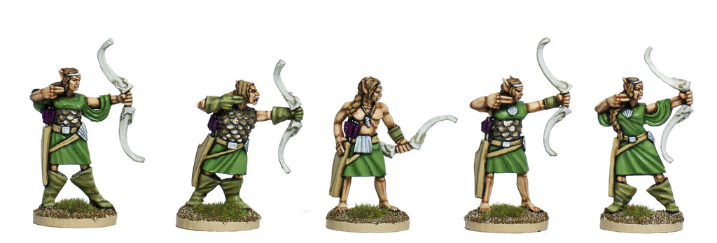 SE010 - Sea Elf Seekers With Bows