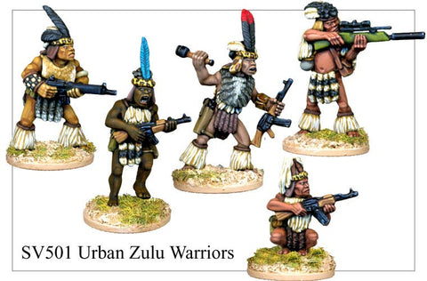 Zulu Warriors (SV501)