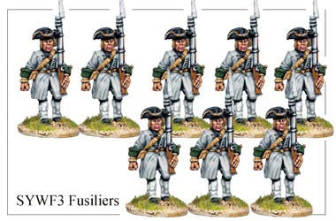 French Fusiliers (SYWF003)