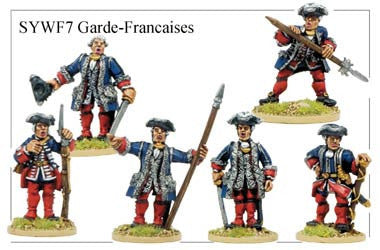 Gardes Francaises Characters (SYWF007)