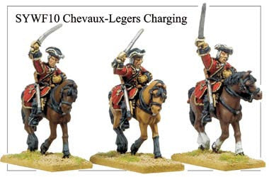 Chevaux Légers Charging (SYWF010)