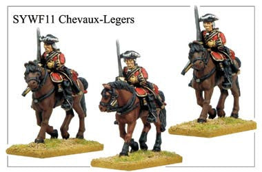 Chevaux Légers Characters (SYWF012)