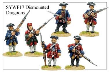 Dismounted Dragoons (SYWF017)