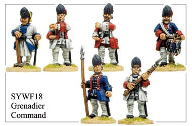 Grenadier Command (SYWF018)