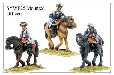 Mounted Officers (SYWF025)