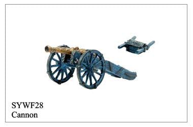 Cannon (SYWF028)
