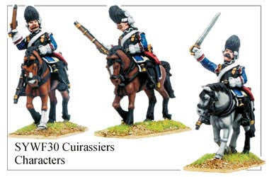 Cuirassier Characters (SYWF030)
