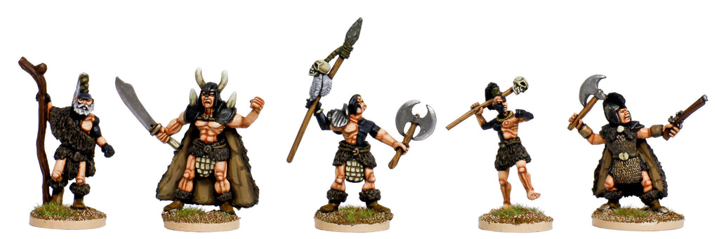 TT501 - Thousand Tribes Characters