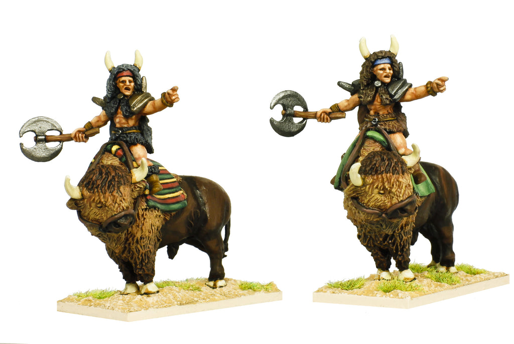 TT522 - Thousand Tribes Buffalo Tribe Command