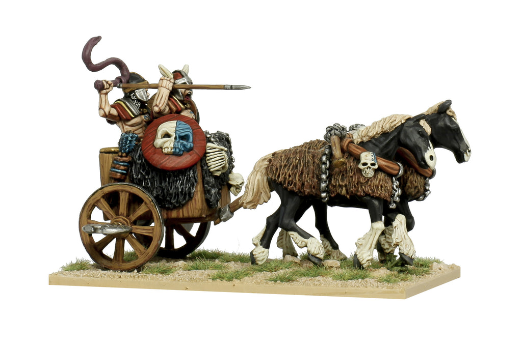 TT530 - Thousand Tribes Horse Tribe Chariot