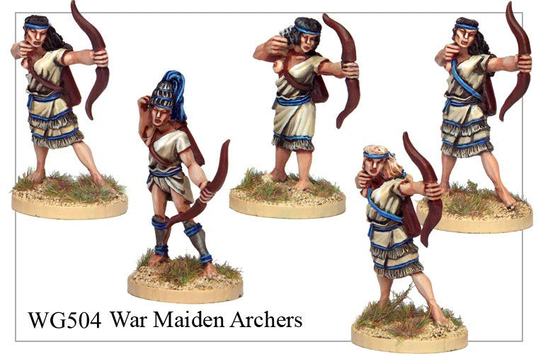 War Maiden Archers (WG504)