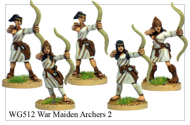 War Maiden Archers 2 (WG512)