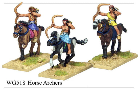 Horse Archers (WG518)
