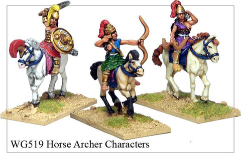 Horse Archer Characters (WG519)