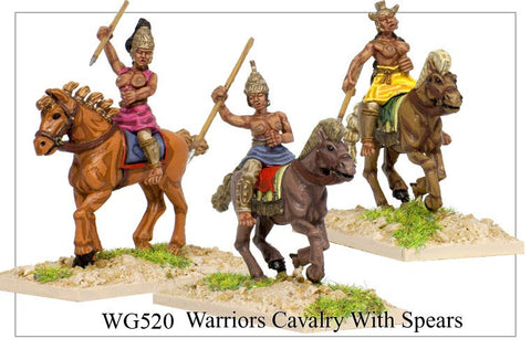 Cavalry with Spears (WG520)
