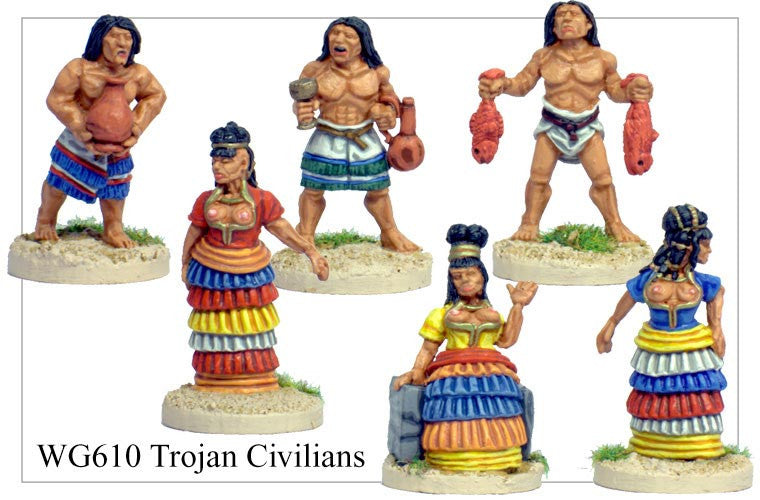 Trojan Civilians (WG610)