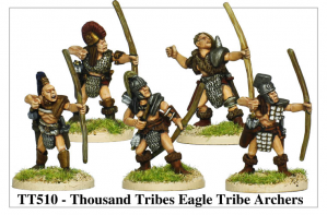 TT510 - Thousand Tribes Eagle Tribe Archers