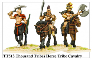 TT513 - Thousand Tribes Horse Tribe Cavalry
