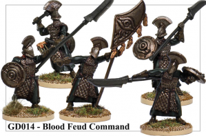 GD014 - Blood Feud Command