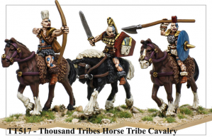 TT517 - Thousand Tribes Horse Tribe Cavalry