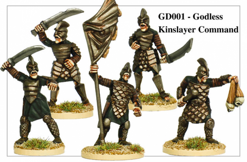 GD001 - Godless Kinslayer Command