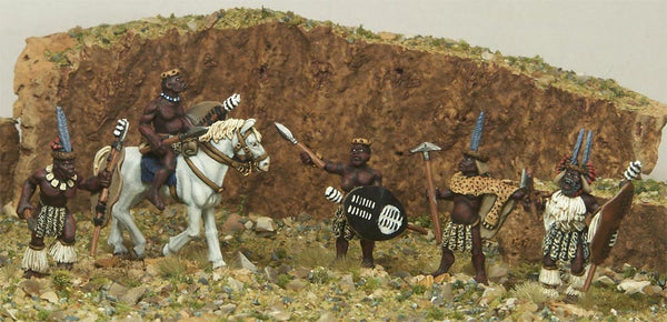 Zulu Chieftains (DA217)