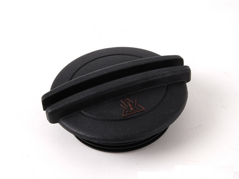 Genuine OEM Black Coolant Cap