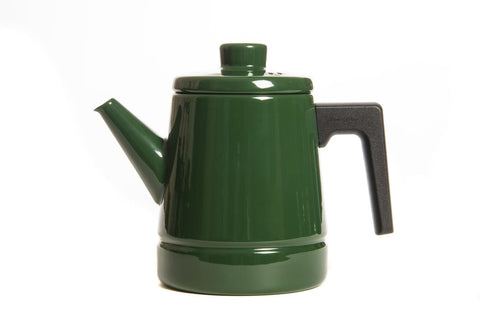 Olive Green Coffee Pot (1.6 Ltrs)