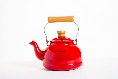 Red Tea Pot (1.6 Ltrs)