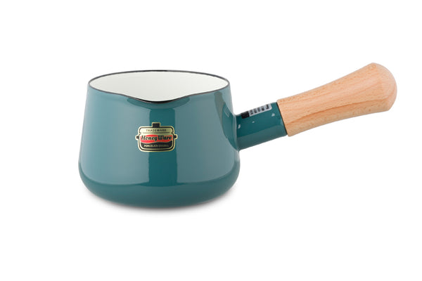 Smoke Blue Milk/Sauce Pan (0.75 Ltrs)