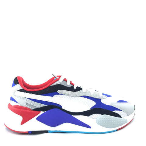Puma RS-X Puzzle White/Blue