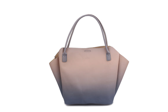 Ombre Tote in Dusk