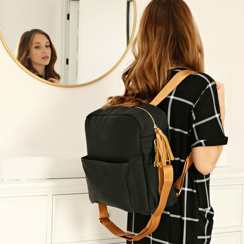 Midi Backpack - Black