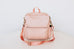 Brooklyn Backpack in Pink