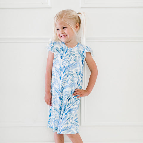 Flutter Dress in Aiden