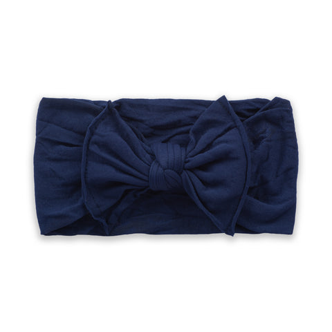 Everything Bow- Navy