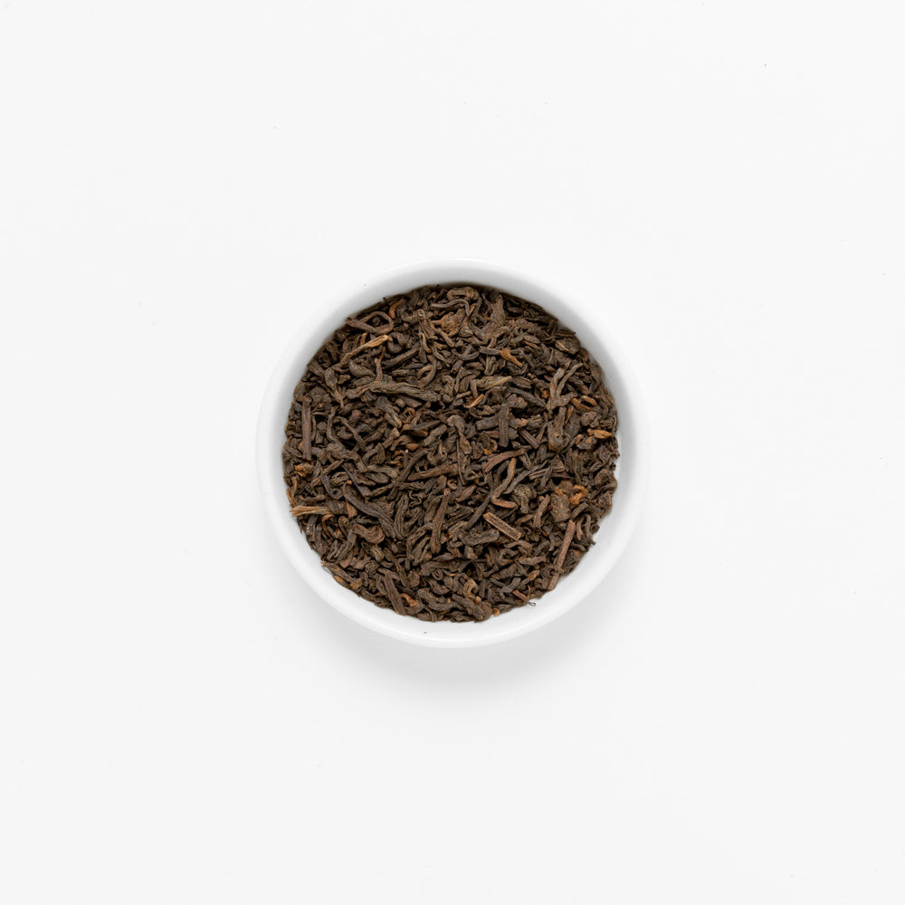 Organic Five Year Pu-Erh