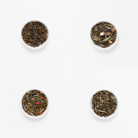 Green & White Tea Sampler