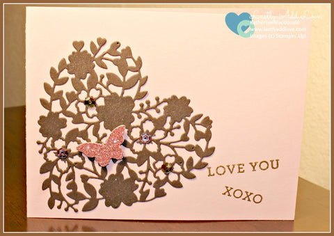 Love You Bloomin' Heart - Lastly Add Love