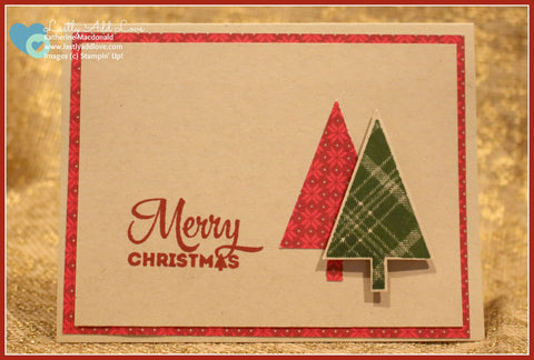 Lots of Joy Christmas Cards - Lastly Add Love - 1