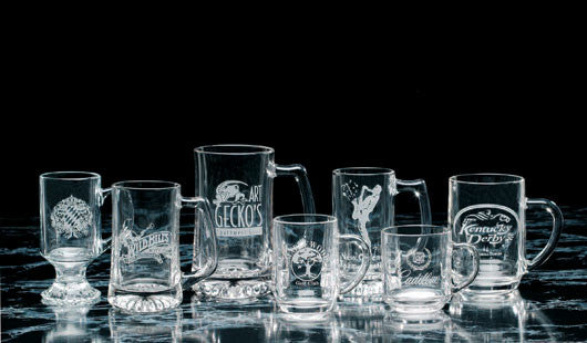 Barware, Bar Glasses and MUGS